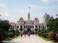 City Hall, HCMC